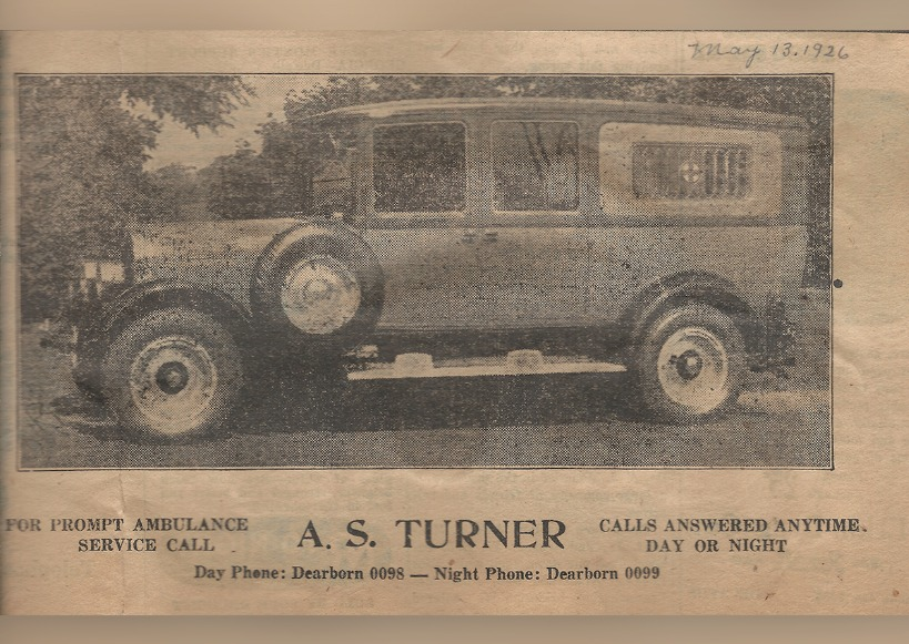 Addison Stewart Turner 1926